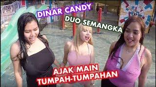 Dear Diary - Duo Semangka & Dinar Candy main sampe basah