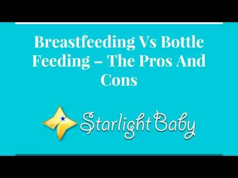Download Youtube: Breastfeeding Vs. Bottle Feeding - Pros And Cons