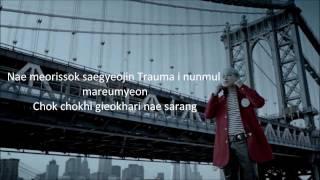 BIGBANG - BLUE (Romanization Lyrics+ English Translation) Mp3