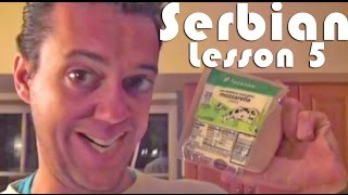 serbian lesson 5