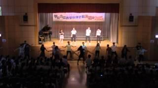 100人齊跳齊唱opening@學校合唱教學伙伴計劃音樂會2015