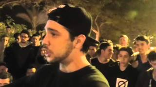 Zasko vs Kiro [BATALLÓN] -1ªRegional Fullrap Alicante-(8 avos)2016