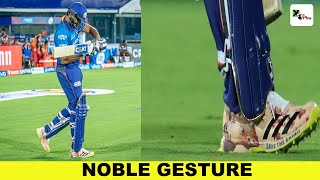 Watch: Rohit Sharma shows a special gesture for a noble cause l IPL2021