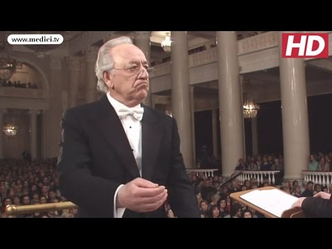 """Yuri Temirkanov and Petr Migunov - Symphony No. 13, """"Babi Yar"""""""