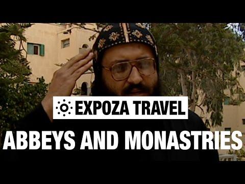 The Origin: Monasteries Of The Desert, Wadi-Al-Natroun (Egypt) • Abbeys and Monasteries