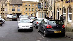 Stow-on-the-Wold Town Centre, Gloucestershire