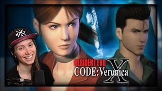 [ Resident Evil CODE: Veronica X ] Revisiting on the Xbox One! - Part 1