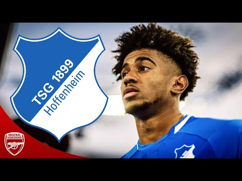Reiss Nelson Skills Will Leave You Speechless! - 2018/19