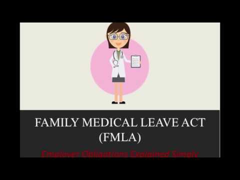 Family Medical Leave Act (FMLA): Your Employers Obligations Explained