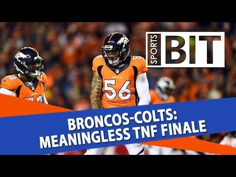Denver Broncos at Indianapolis Colts   Sports BIT   NFL Picks