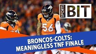 Denver Broncos at Indianapolis Colts | Sports BIT | NFL Picks thumbnail