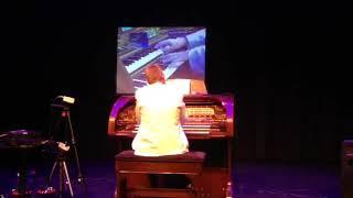 Robert Wolfe, Thursford Lockdown concert, Nottingham Organ Society