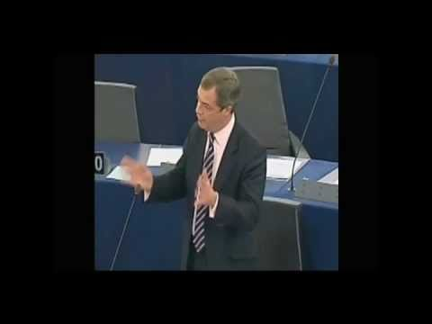 Nigel Farage - European Union is out of control