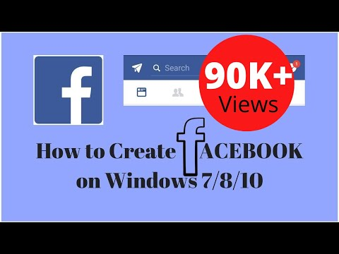 How To Install Facebook Software In Windows 7/8/10