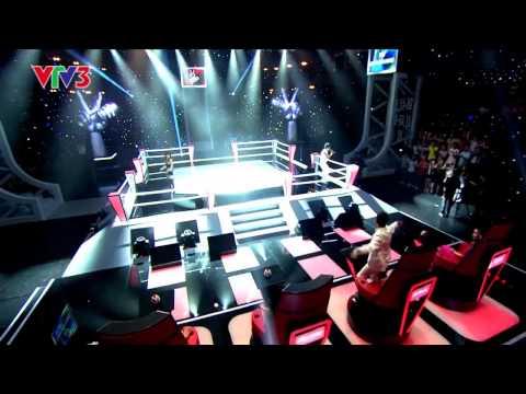 GIỌNG HÁT VIỆT 2013: TẬP 8 VÒNG ĐỐI ĐẦU - CÁT TƯỜNG VS SONG TÚ