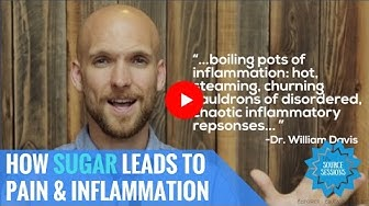 How Sugar Leads to Pain and Inflammation - The Source Sessions