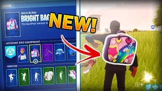 """NEW"" How To Unlock Bright Bag Secret Item! 
