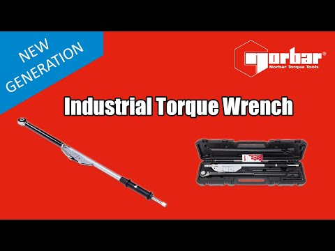 Norbar Industrial Torque Wrench - New Generation