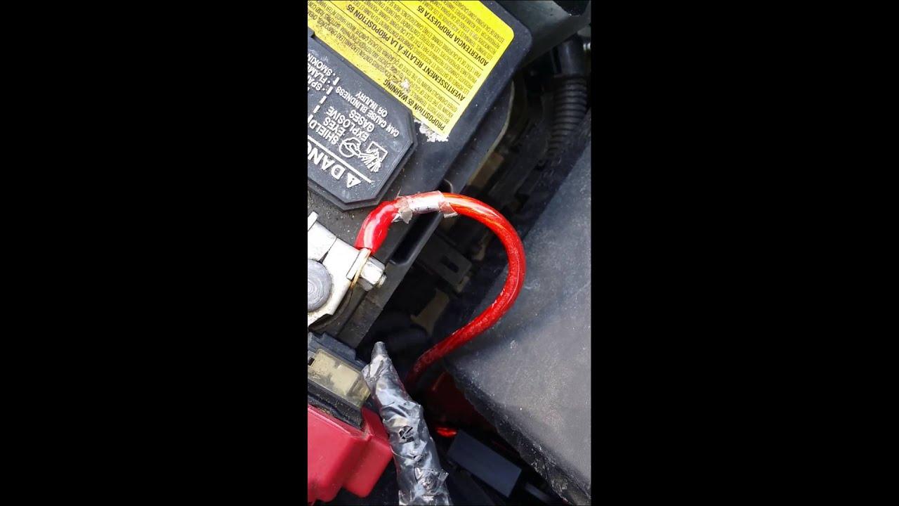 Nissan Altima Amp Wiring 1