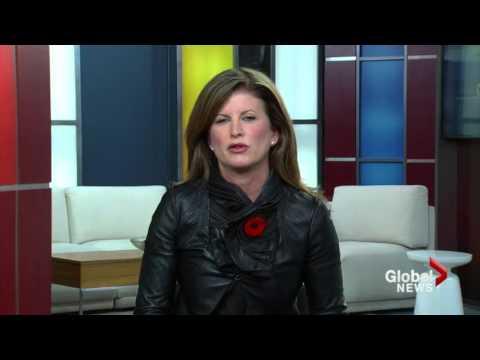 Global's Tom Clark Interviews Rona Ambrose