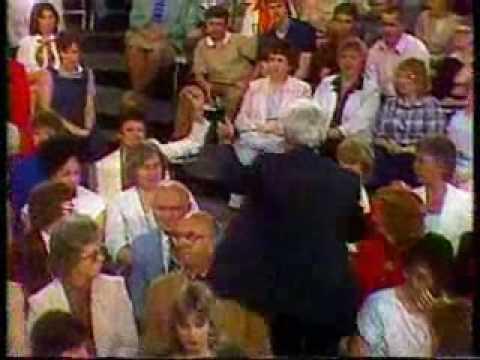 Maureen Reagan on Donahue (1984)