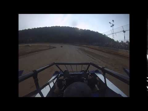 7/25/15 Tyler County Speedway Mini Wedges (Experienced Class)