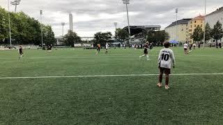 Hjk cup 2019, jjk - sjk, 1