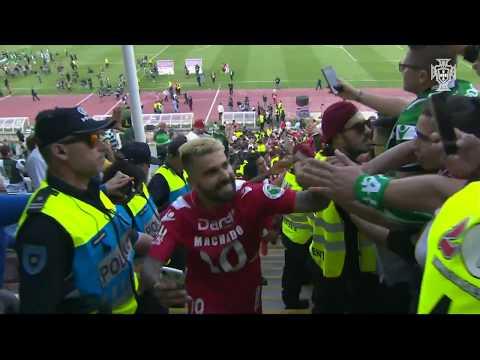 Taça de Portugal Placard - Final: CD Aves 2 - 1 Sporting CP