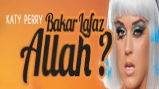 Lirik Lagu Katy Perry - Dark Horse (Katy Perry Bakar Lafaz Allah)