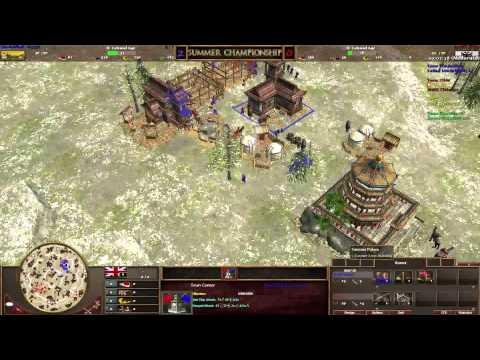 ASC Summer 2015 - RO64 - Soldier vs Tibia