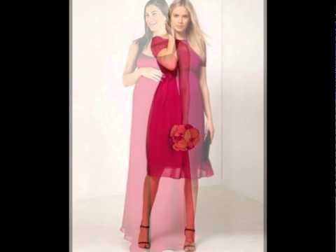 Hamileler İçin Abiye Elbise Modelleri 2015
