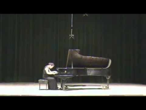 Schubert Impromptus Op 142, D935 -- Irene Kim, Pianist