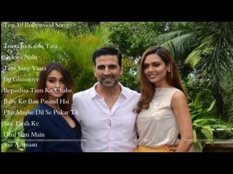 Top Bollywood Songs 2016   Latest Songs    Lyrical Music