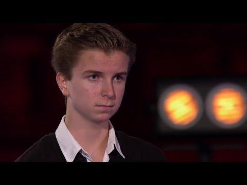Gabriel Werngrens känslokaos efter beskedet i Idol 2018 - Idol Sverige TV4