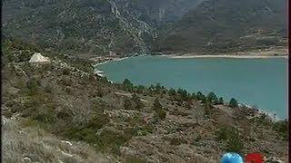 Verdon : parc naturel régional