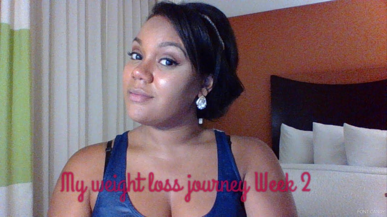 flight attendant weight loss journey week 2 - youtube