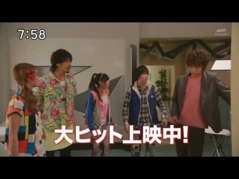 平成ライダー対昭和ライダー 仮面ライダー大戦 feat スーパー戦隊 TVCM9 (HD)