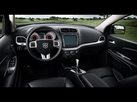 2016 Dodge Journey Interior Exterior Review