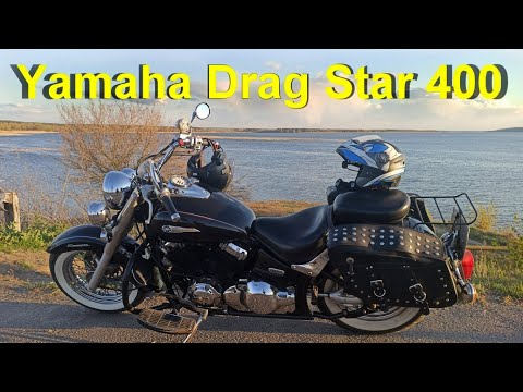 Yamaha Drag Star 400 - Тест-драйв