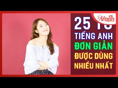 25 từ Tiếng Anh thông dụng mà ai cũng nên biết   VyVocab Ep.46   Khánh Vy