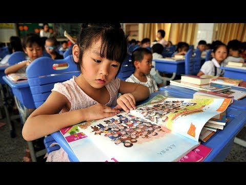 Three figures highlight major achievements in China's education sector