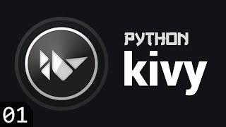 Учим Python Kivy #1 - Введение