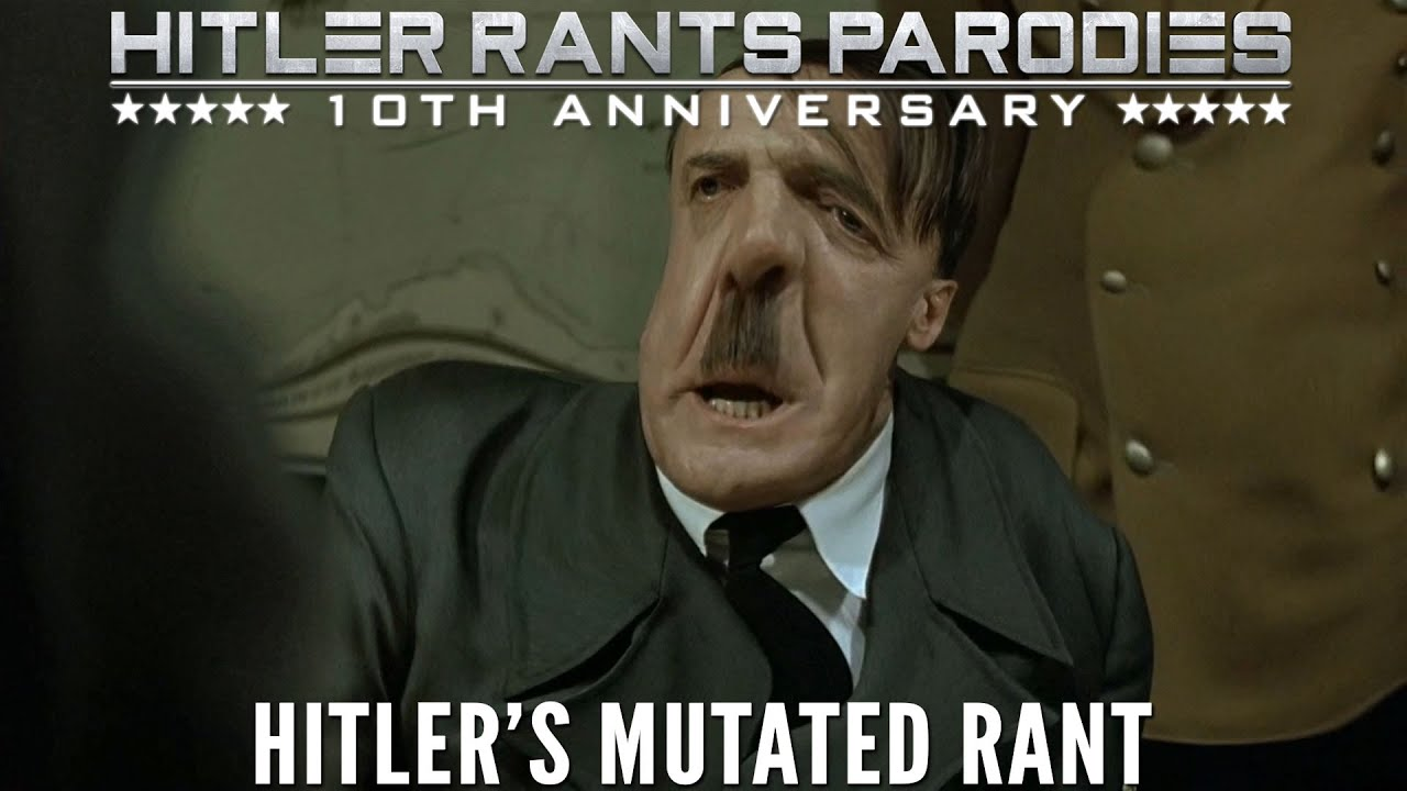 Hitler's Mutated Rant