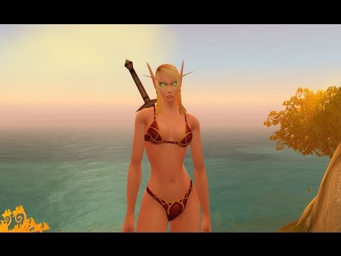 Legion - Female Blood Elf Battle Cry from YouTube · Duration:  13 seconds