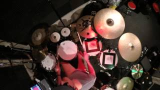 Afro Blue (Feat. Erykah Badu) a drum cover by Carlo Loielo