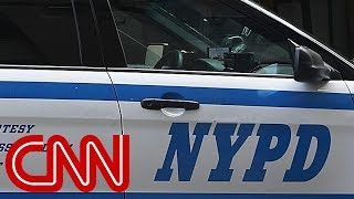 NYPD  Reports of shots fired in New York
