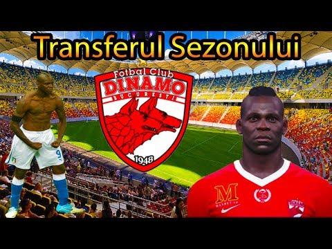 Transferul Sezonului Super Mario Balotelli Semneaza Cu Dinamo Bucuresti