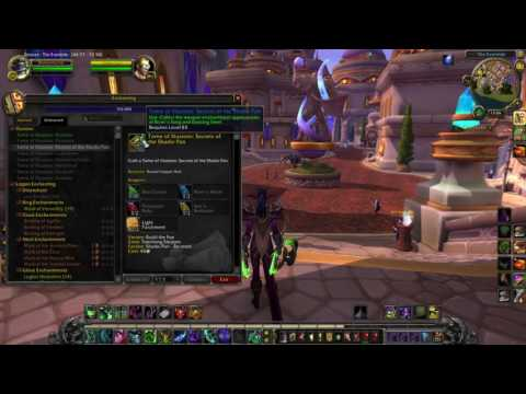 Legion Enchanting Huge Cost for Huge Profit?