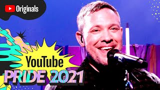Will Young performs 'Finally' (CeCe Peniston cover) (LIVE)   YouTube Pride 2021