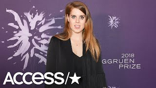 Princess Beatrice Goes Public With Boyfriend Edoardo Mapelli Mozzi